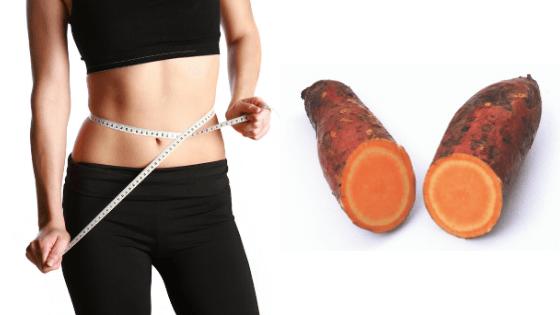 khoai lang giúp giảm cân hay không