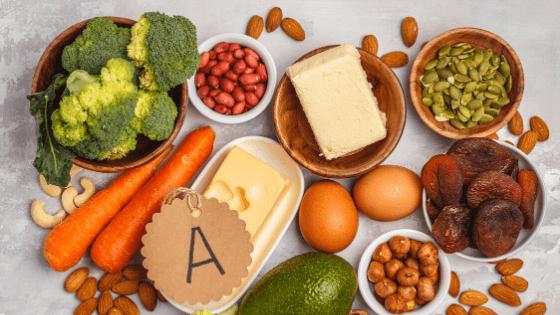 Ngăn ngừa việc thiếu hụt vitamin A