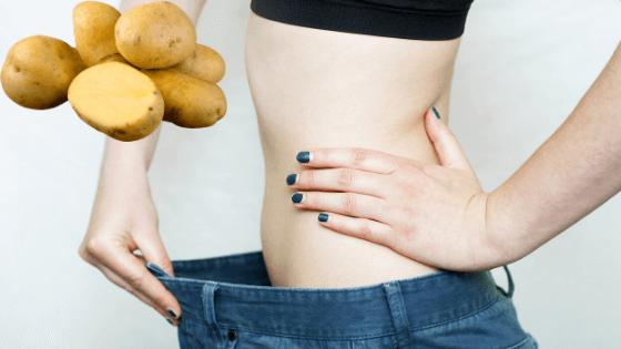 tại sao khoai tây lại giúp giảm cân